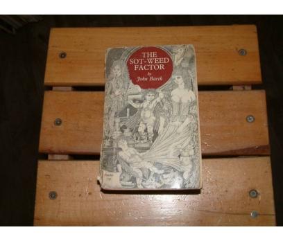 İLKSAHAF&THE SOT WEED FACTOR-BY JOHN BARTH