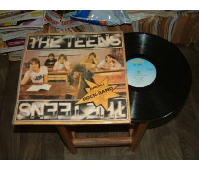 İLKSAHAF&THE TEEN-LP PLAK