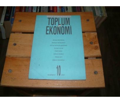 İLKSAHAF&TOPLUM VE EKONOMİ SAYI 10