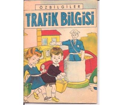 İLKSAHAF&TRAFİK BİLGİSİ-ÖZBİLGİLER-1964