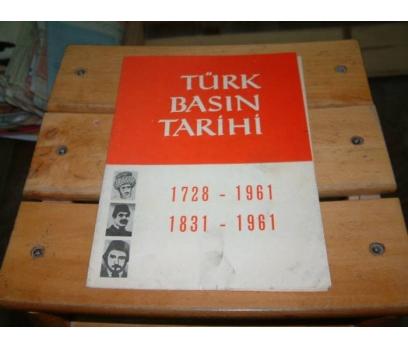 İLKSAHAF&TÜRK BASIN TARİHİ