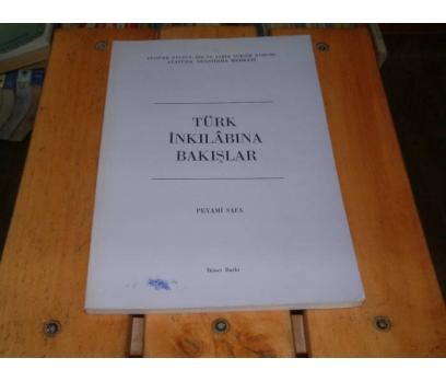 İLKSAHAF&TÜRK İNKILABINA BAKIŞLAR-PEYAMİ SAFA