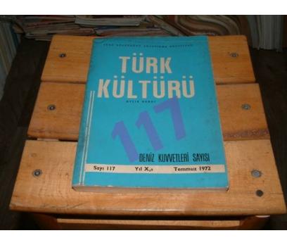 İLKSAHAF&TÜRK KÜLTÜRÜ-SAYI 117-TEMMUZ 1973