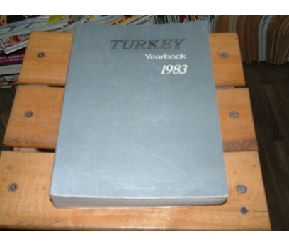 İLKSAHAF&TURKEY YEARBOOK 1983