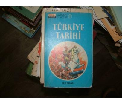 İLKSAHAF&TÜRKİYE TARİHİ-EDİP ALŞAR-MİLLİYET
