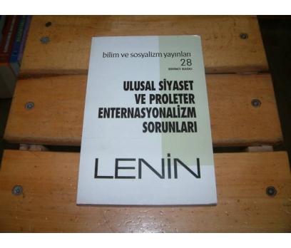 İLKSAHAF&ULUSAL SİYASET VE PROLETER ENTERNASYONA