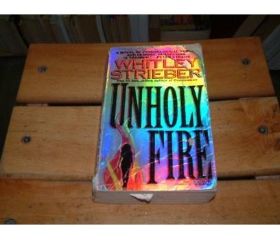 İLKSAHAF&UNHOLY FIRE-WHITLEY STRIEBER