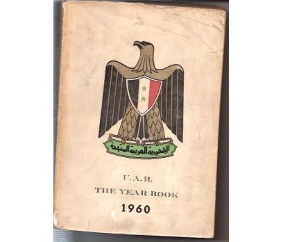 İLKSAHAF&UNITED ARAB REPUBLIC-THE YEAR BOOK-1960