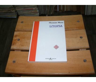 İLKSAHAF&UTOPIA-THOMAS MORE
