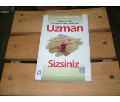 İLKSAHAF&UZMAN SİZSİNİZ-GERARD NIERENBERG
