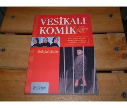 İLKSAHAF&VESİKALI KOMİK-ABDULLAH ŞAHİN