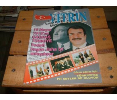 İLKSAHAF&VİTRİN DERGİSİ-SAYI 111