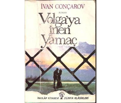 İLKSAHAF&VOLGAYA İNEN YAMAÇ-İVAN GONÇAROV-1990