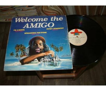 İLKSAHAF&WELCOME THE AMIGO-LP PLAK