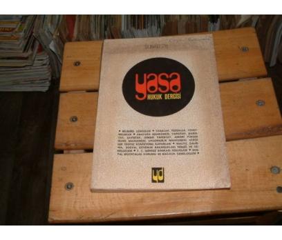 İLKSAHAF&YASA HUKUK DERGİSİ-ŞUBAT 1978