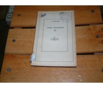 İLKSAHAF&YEŞİL HEINRICH-CİLT 3-G. KELLER