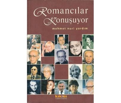 İLKSAHAF@ROMANCILAR KONUŞUYOR MEHMET NURİ YARDIM