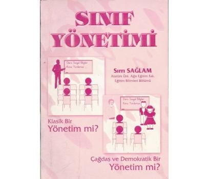 İLKSAHAF@SINIF YÖNETİMİ SIRRI SAĞLAM