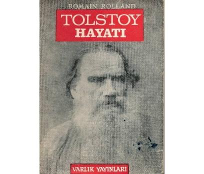 İLKSAHAF@TOLSTOY HAYATI VARLIK YAYINLARI 1969