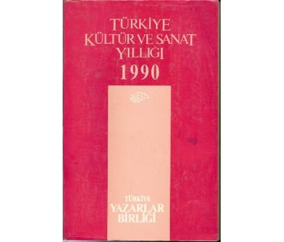 İLKSAHAF@TÜRKİYE KÜLTÜR VE SANAT YILLIĞI 1990