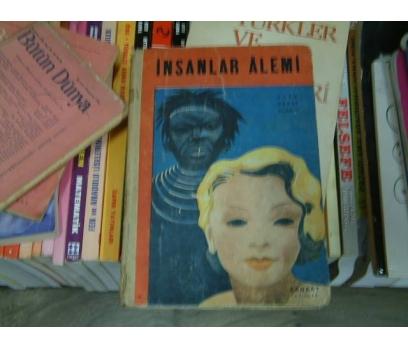 İNSANLAR ALEMİ-FAİK SABRİ DURAN-1958