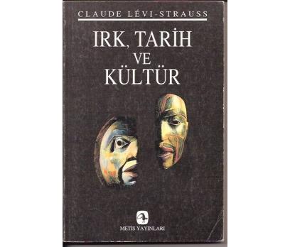 IRK, TARİH VE KÜLTÜR-CLAUDE LEVI-STRAUSS-1995 1