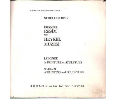 İSTANBUL RESİM VE HEYKEL MÜZESİ-NURLLAH BERK1972