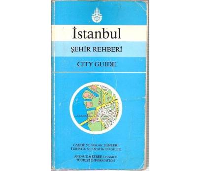 İSTANBUL ŞEHİR REHBERİ-CITY GUIDE-1989