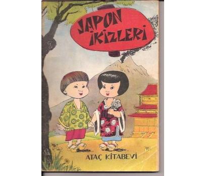 JAPON İKİZLERİ -ANNE MAHGİN-1961