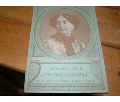 LAMARE AU DIABLE-GEORGE SAND-1935