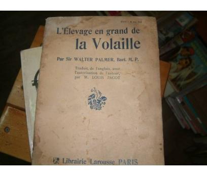 L'ELEVAGE EN GRAND DE-LA VOLAILLE-PAR SIR WAL