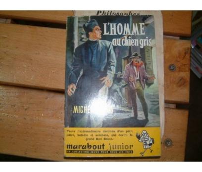 L'HOMME AU CHIEN GRIS-MICHEL DUINO-