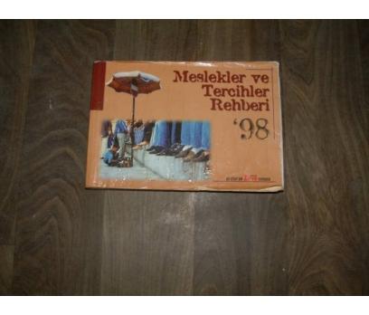 MESLEKLER VE TERCİHLER REHBERİ 98