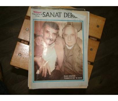 MİLLİYET SANAT DERGİSİ-SAYI:298-1978