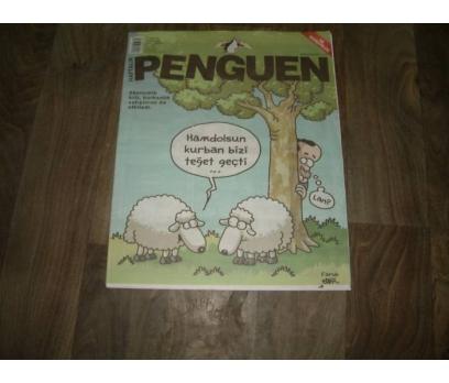 PENGUEN 11 ARALIK PERŞEMBE 2008  NO : 325