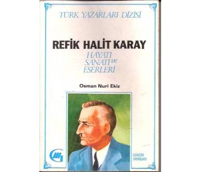 REFİK HALİT KARAY-HAYATI SANATI VE ESERLERİ-1984