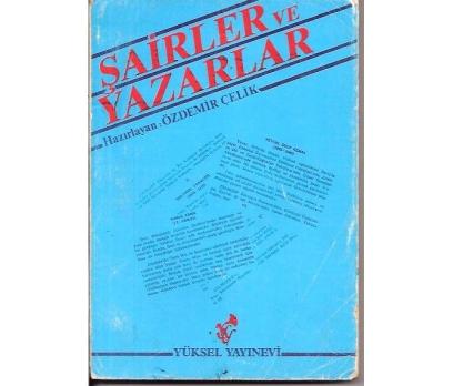 ŞAİRLER VE YAZARLAR-ÖZDEMİR ÇELİK-1986