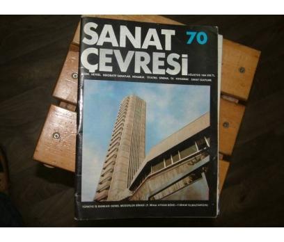SANAT ÇEVRESİ-SAYI:70-1984