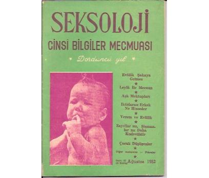 SEKSOLOJİ DERGİSİ-SAYI:41-AĞUSTOS-1952