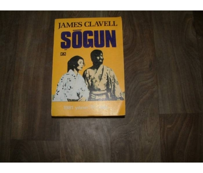 ŞOGUN JAMES CLAVELL 1981 YILININ TV OLAYI DEV RO
