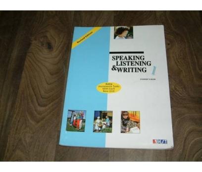 SPEAKING LISTENING&WRITING 1-STUDEN'S BOOK
