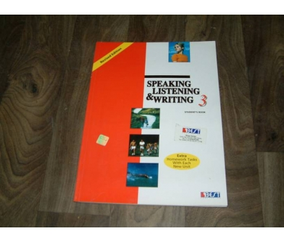 SPEAKING LISTENING&WRITING 3-STUDEN'S BOOK