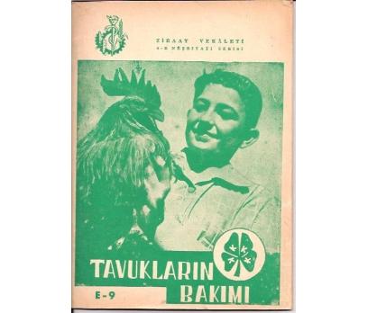 TAVUKLARIN BAKIMI-VASFİ HAKMAN-1960