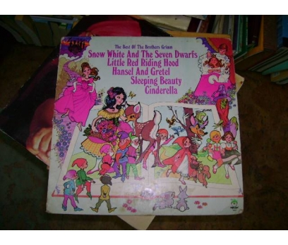 THE BOTHER GRIMM-SNOW WHITE AND THE SEVEN D.-LP