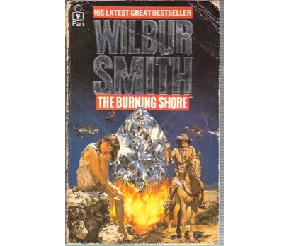 THE BURNING SHORE-WILBUR SMITH-1985