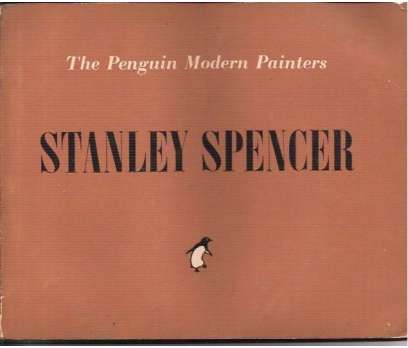 THE PENGUIN MODERN PAINTERS-STANLEY SPENCER