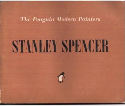 THE PENGUIN MODERN PAINTERS-STANLEY SPENCER 1
