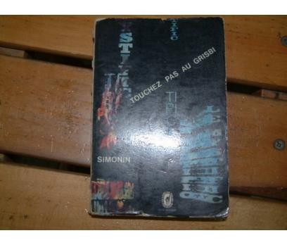 TOUCHEZ PAS AU GRISBI-SIMONIN-1953 1