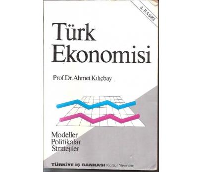 TÜRK EKONOMİSİ-PROF.DR.AHMET KILIÇBAY-1992