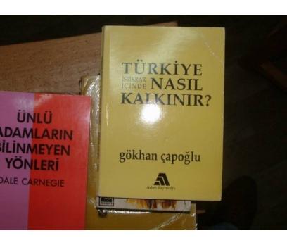 TÜRKİYE NASIL KALKINIR-GÖKHAN ÇAPOĞLU-1992